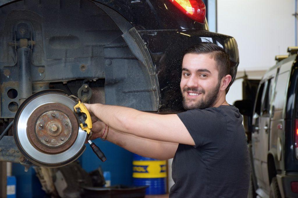 Amer Halem KFZ Mechatroniker