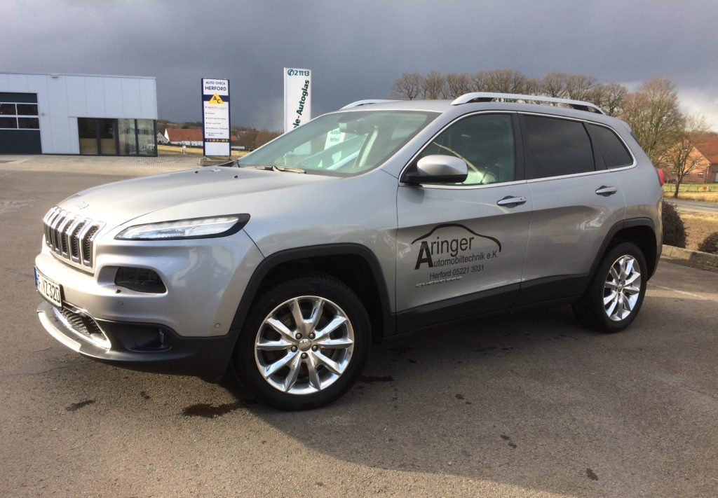 Jeep® Cherokee limited 2,2l V6 270 PS (Automatik)