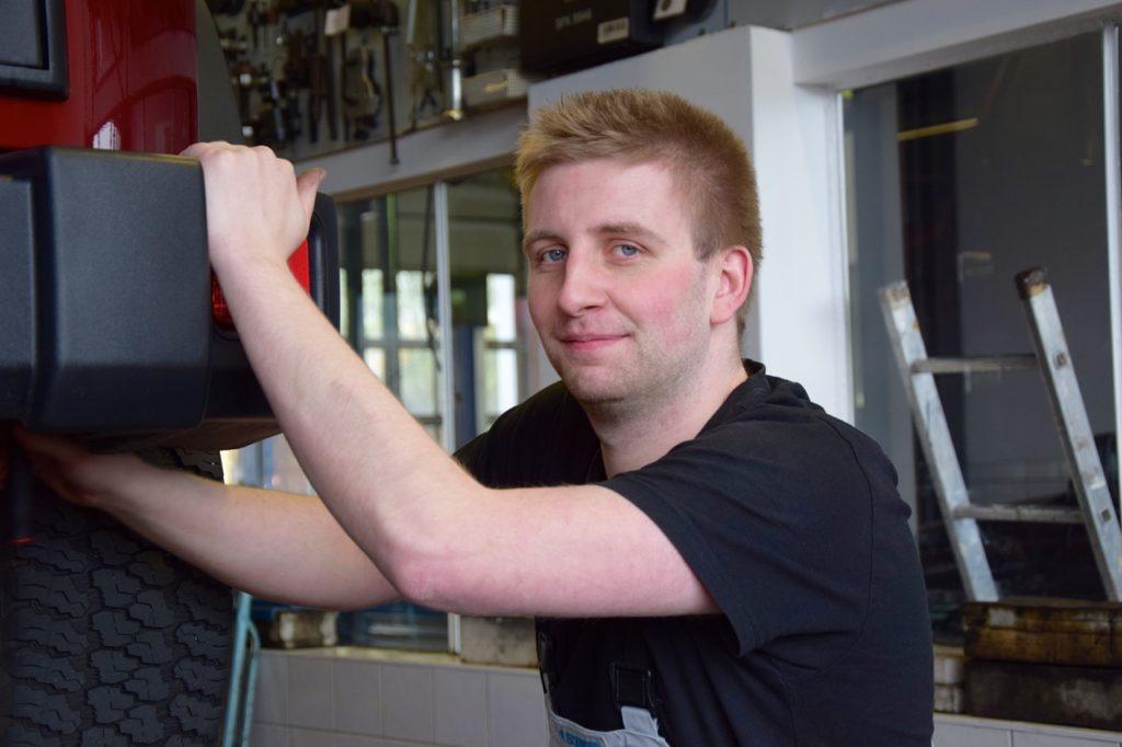 Patrick Eickmeier KFZ-Mechatroniker
